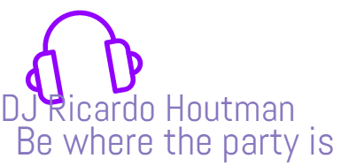 DJ Ricardo Houtman