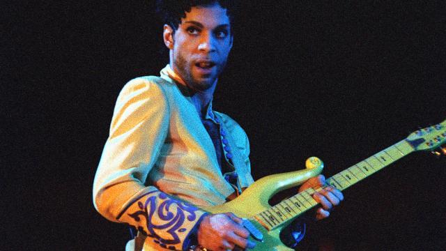 Postuum album Prince verschijnt dit najaar