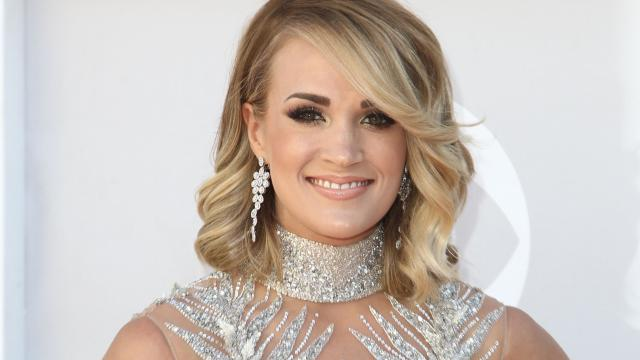 Carrie Underwood en Blake Shelton  grote winnaars Country Music Television Awards